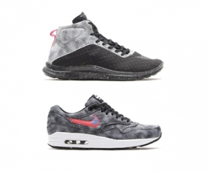 nike air max 1 fb hypervenom mid qs shine through collection black bright crimson blue lagoon white pure platinum f