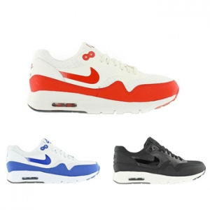 nike air max wmns ultra essentials sail sport red white black varsity royal platinum blue f