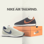 nike air tailwind size? exclusive f