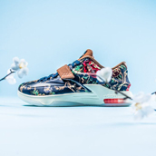 nike kd vii ext floral qs f
