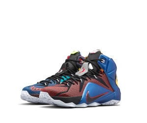 nike lebron 12 what the Multi-Colour Phantom Metallic Cacao 802193-909 f2