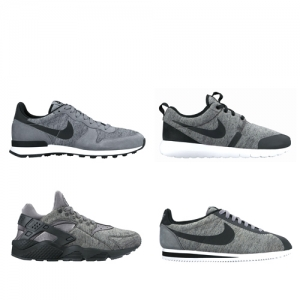 nike tech fleece pack internationalist huarache cortez roshe one p