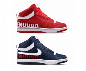 nikelab court force x fragment design good enough red navy f