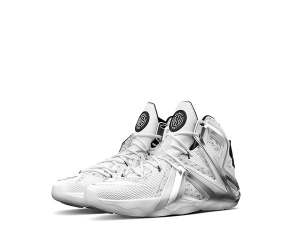 pigalle x nike lebron xii ext 12 white grey silver f