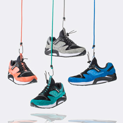 saucony grid 9000 bungee pack f