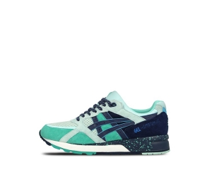ubiq x asics gel lyte speed cool breeze green blue p